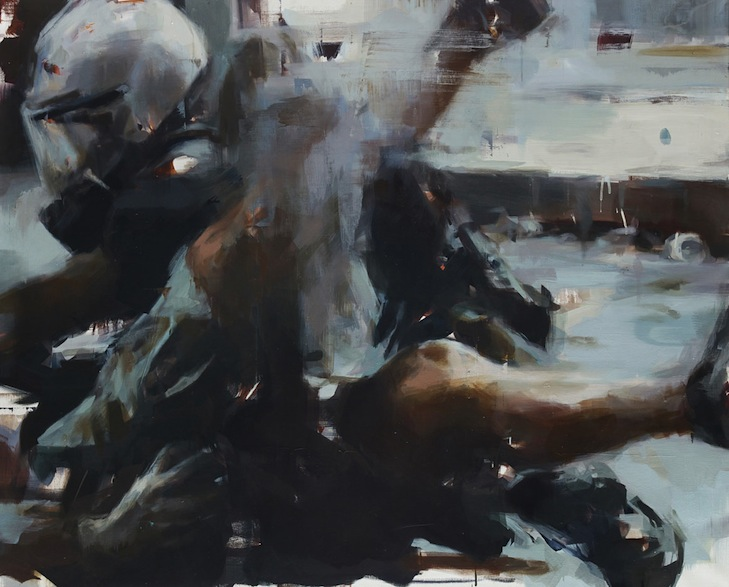 The Arrest | Jerome Lagarrigue