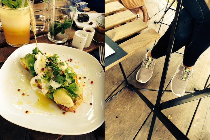Till the cows come home: Vegetarian Food in Berlin: slow food