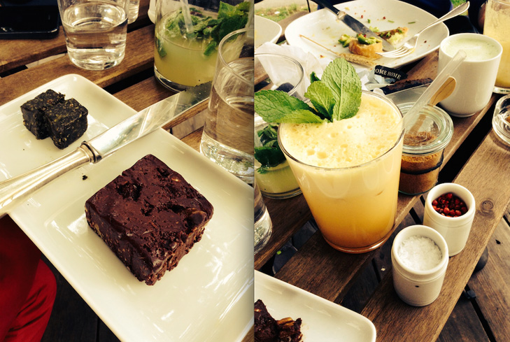 Till the cows come home: Vegetarian Food in Berlin: Vegetarian dishes