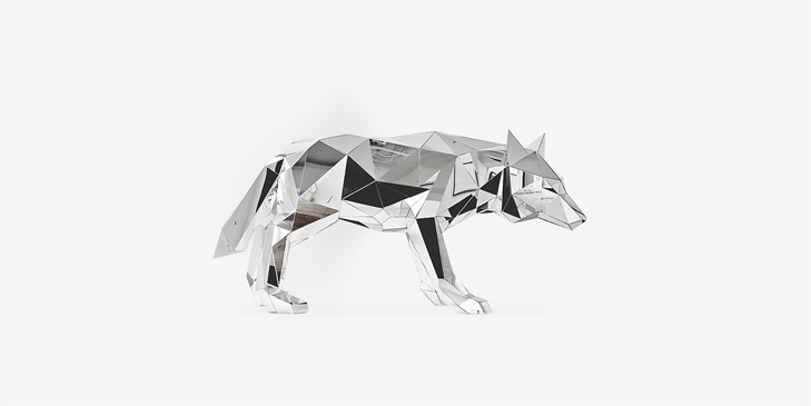 Arran Gregory: Wolf, 2012