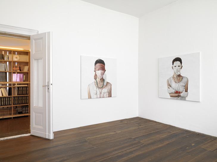 Parallel Realities bei Galerie ARNDT Berlin