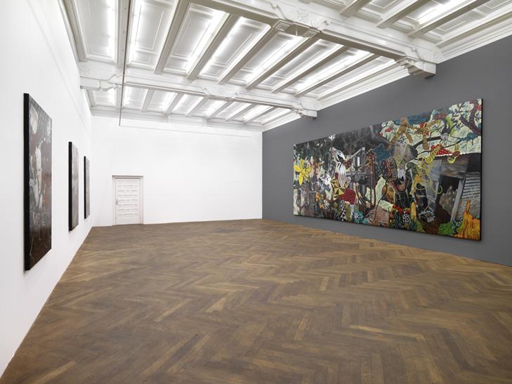 Rodel Tapaya: Galerie ARNDT-Berlin