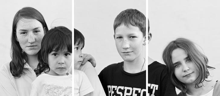 Loredana Nemes, 2012: Blütezeit. Kassandra, Sarah, Richard, Jennifer