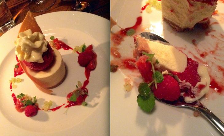 Fame: Dessert