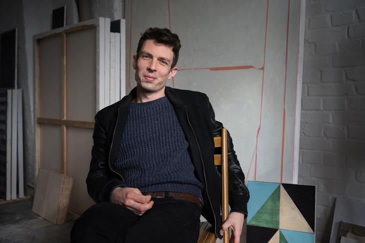 Pius Fox im ARTberlin Interview