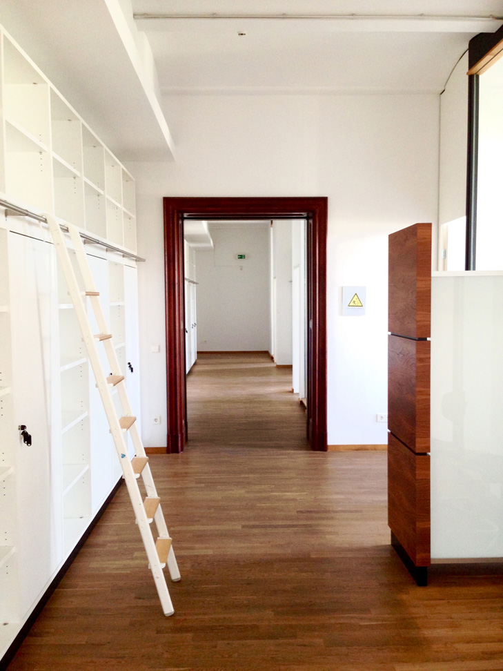 The Workspace: Exhibition Space