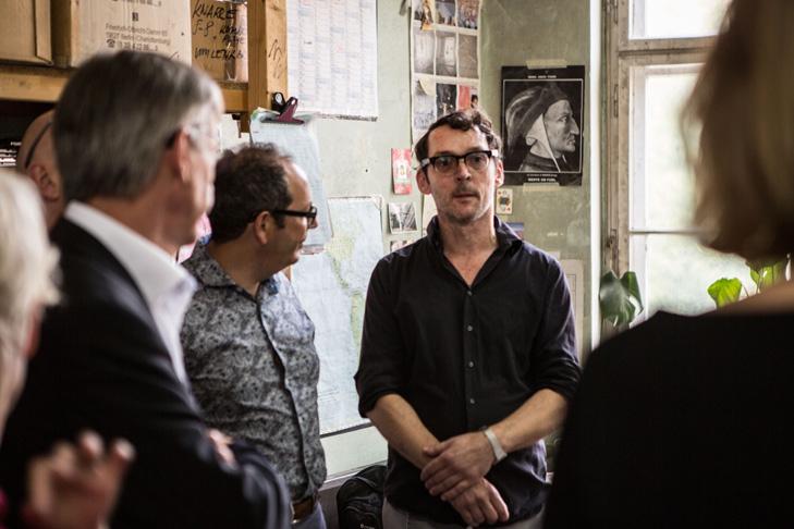 Art Lovers Club: Studio Visit at Collectors Choice