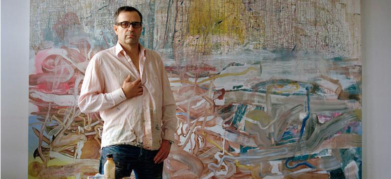 FLORIN KOMPATSCHER – Malerei ist die Königsdisziplin