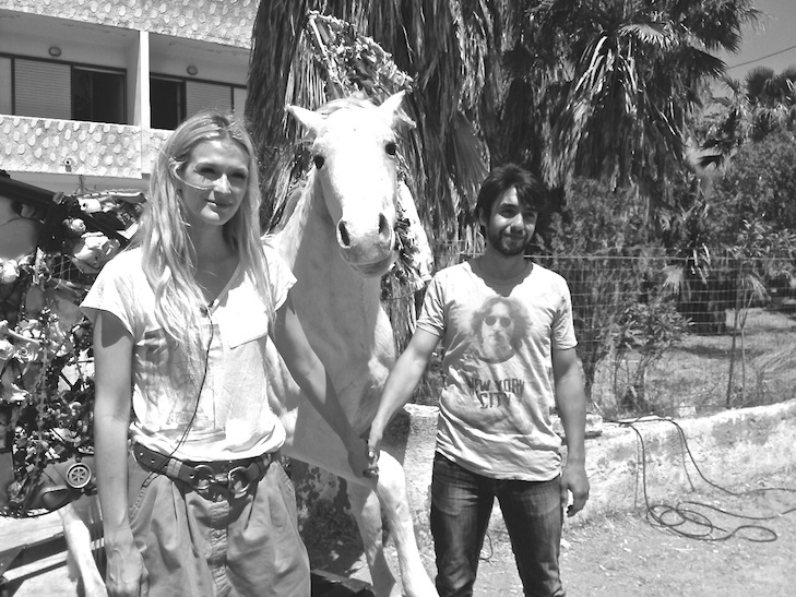 Pegasus - Naart & Mia Florentine Weiss - Photo credit: Mia Florentine Weiss