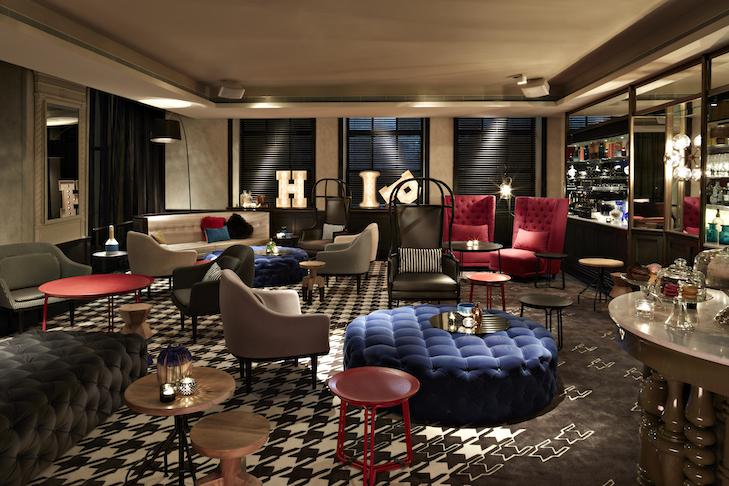 The Member's Lounge at QT Sydney