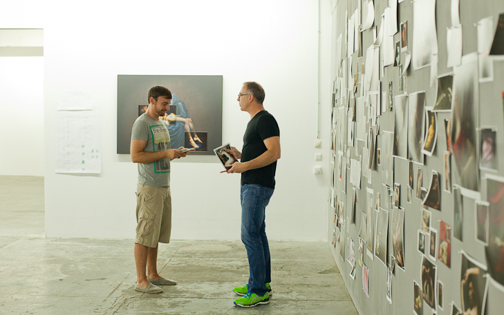 Yoram Roth im ARTberlin Interview