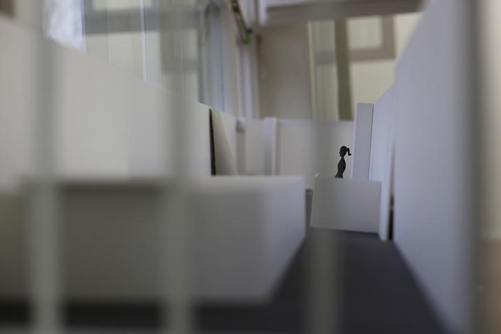 Yu-Cheng Chou: exhibition model
