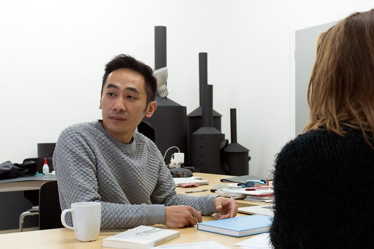 Yu-Cheng Chou in the ARTberlin Interview