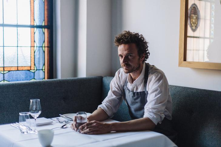 Richard the Restaurant Hans