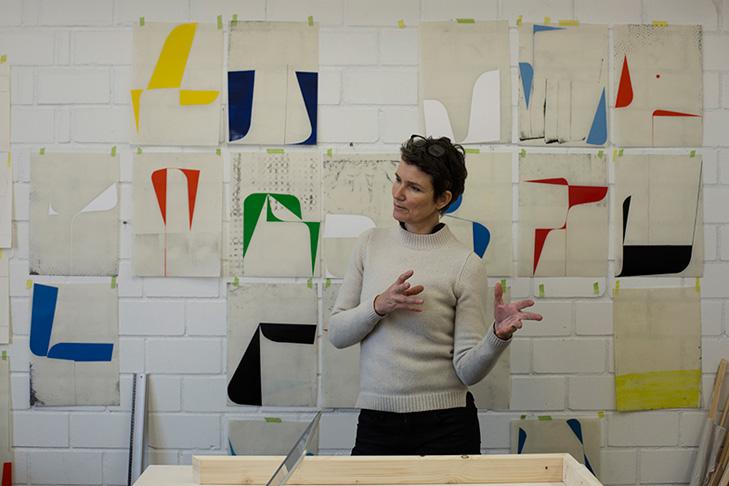Katrin Bremermann im ARTberlin Interview