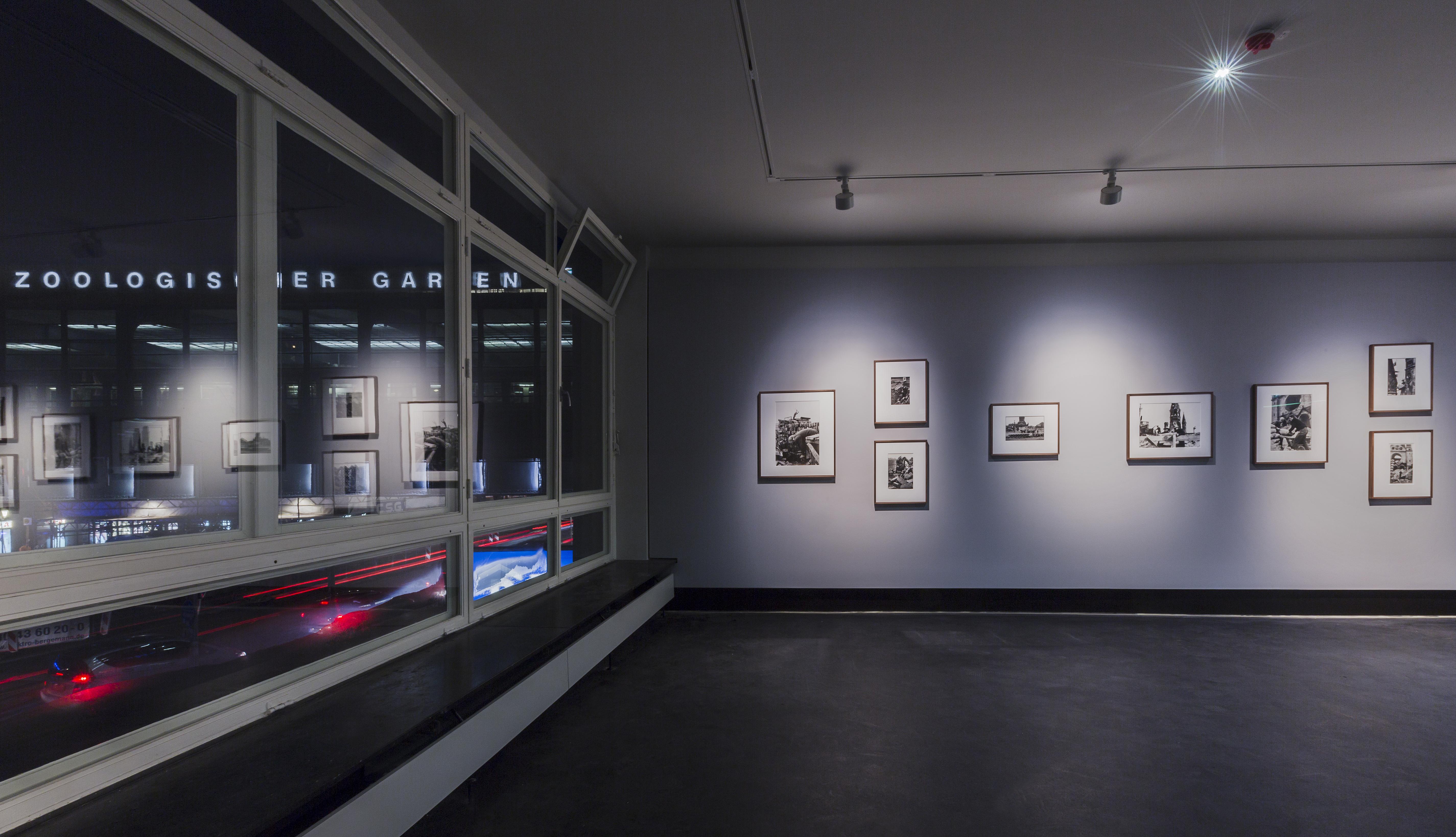 Ausstellung C/O Berlin. Foto: David von Becker