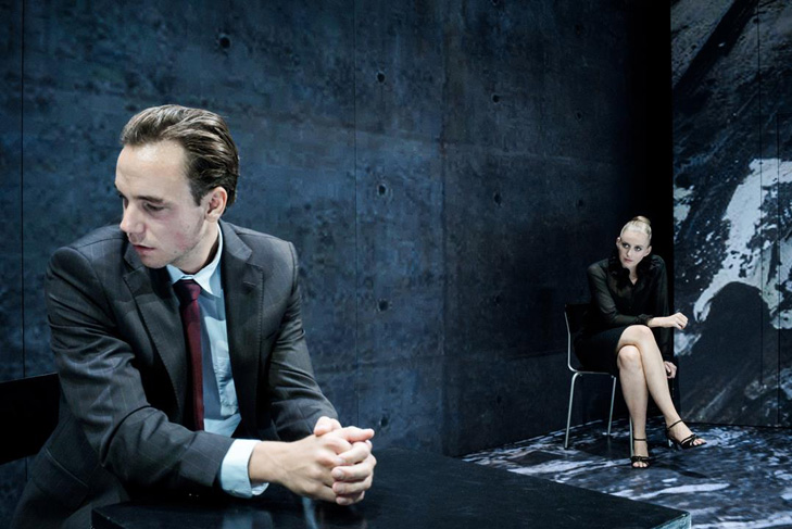 Deutsches Theater_ Szene aus Terror