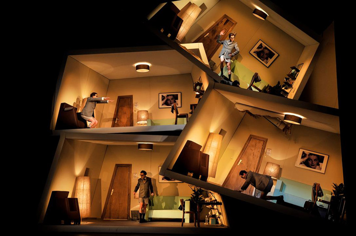 Deutsches Theater: Kafka