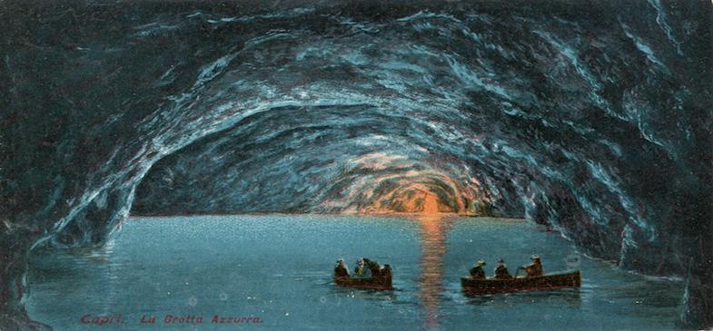 August Kopisch, Blue Grotto
