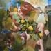Daniel Ludwig (Garden of Ercolano, 2016, 172x102cm, Öl auf Leinwand)