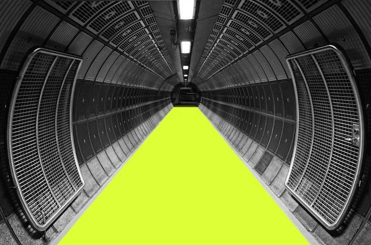 'Corridor I: Onkalo', invitation picture, insitu Berlin, 2016
