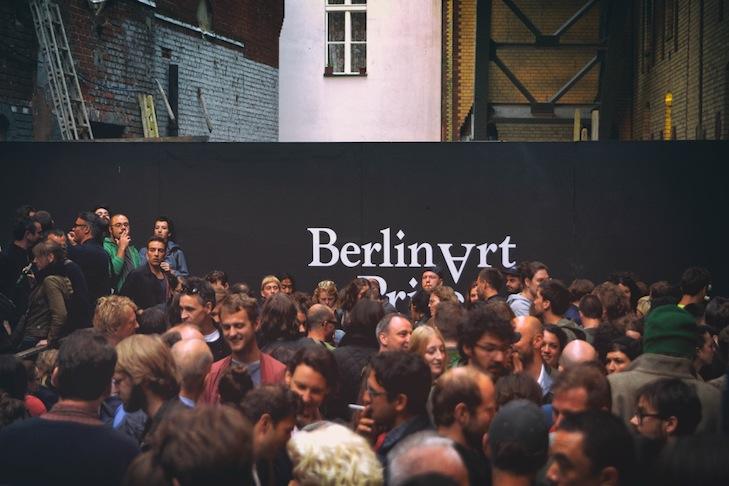 BerlinArtPrize2014_Opening