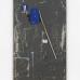 Thomas Rentmeister Titel: BSG Technik: Varnished aluminium,adhesive tape, paper Größe: 202 x 122 x 7 cm Entstehungsjahr: 2011 Credits: Foto: Bernd Borchardt