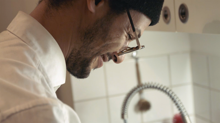 Simo Azzaoui, Founder von foodisch