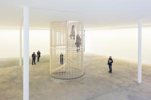 Hanne Lippard, Flesh, installation view at KW, 2016/17