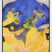 Adam Lee, Votive (Yellow Altar), 2016