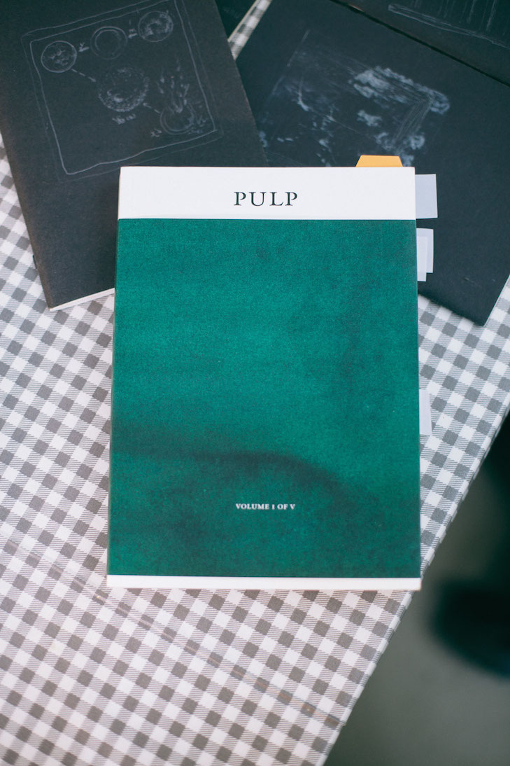 Pulp. A Short History of the Banished Book, Shubigi Rao, 2016, photo: Kathrin Leisch