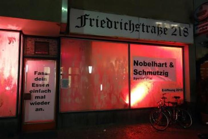 Nobelhart & Schmutzig