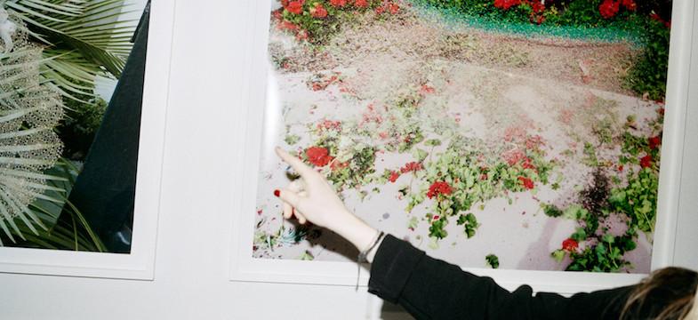 Mia Photo Fair, Milano 2017 by Eirikur Mortagne.  Work on display by Sang Woo Kim