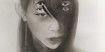 Song Kun, Self-Portrait, 2017, Graphite on parchment paper, 21x29