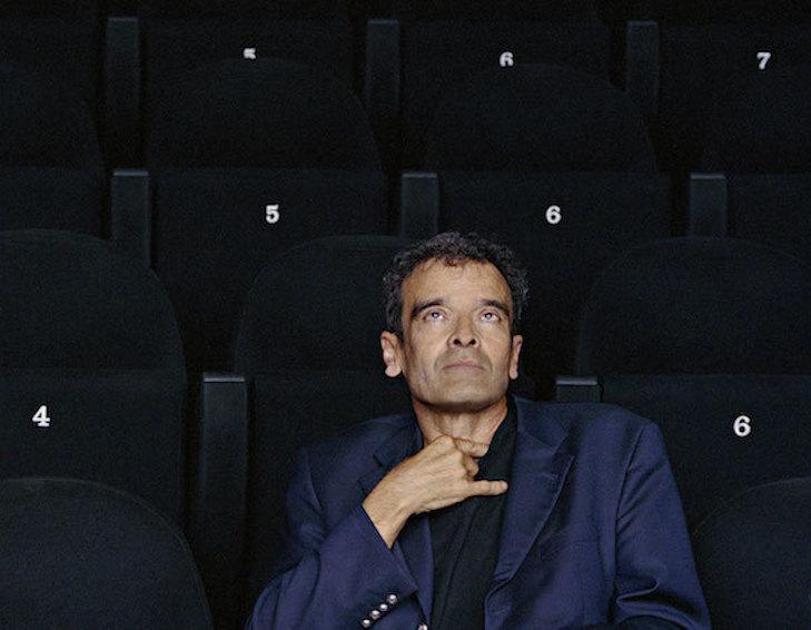 Harun Farocki, 2007 © Hertha Hurnaus