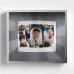 Jeremy Shaw Towards Universal Pattern Recognition (National Day of Prayer,1992), 2017kaleidoscopic acrylic, chrome, archival colour photograph40.3 x 35.3 x 14 cm; 15 3/4 x 14 x 5 1/2 inuniqueCourtesy KÖNIG Galerie Berlin / London