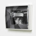 Jeremy Shaw Towards Universal Pattern Recognition (Reality Check at MayfairMall. AUG 31, 1994), 2017archival black/white photograph, acrylic, chrome33.3 x 40.2 x 14 cm; 13 x 15 3/4 x 5 1/2 inuniqueCourtesy KÖNIG Galerie Berlin / London