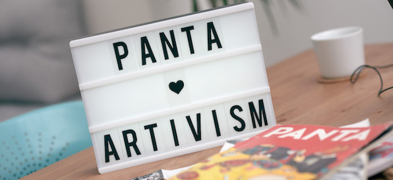 Artivism par excellence, introducing Panta Crew!