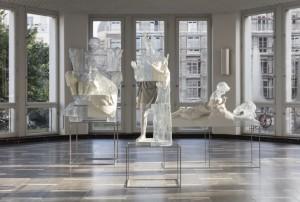 Oliver Laric, exhibition view, Panoramafreiheit, Schinkel Pavillon, Berlin, 2017 photo: Andrea Rossetti courtesy the artist and Tanya Leighton, Berlin