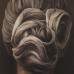 Lia Kazakou - Untitled yet, 2016-2017, Oil on canvas, 35 x 30 cm
