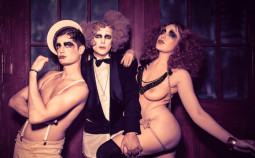 Charly Voodoo, Le Pustra and Lada Redstar by Daggi Binder