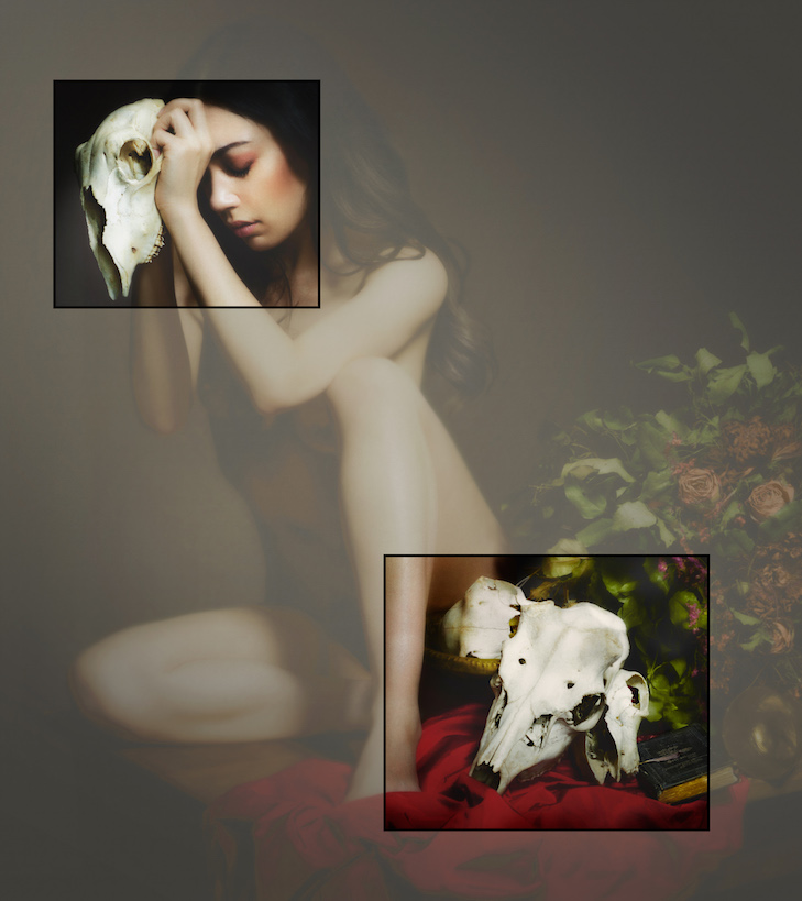 10_Yoram Roth_Small vanitas with skulls_2014_coypright Yoram Roth_courtesy CAMERA WORK