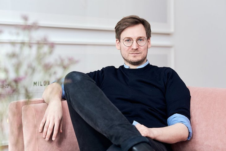Sebastian Schmidt für ARTBerlin