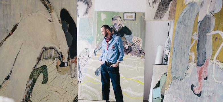 Guglielmo Castelli at Künstlerhaus Bethanien