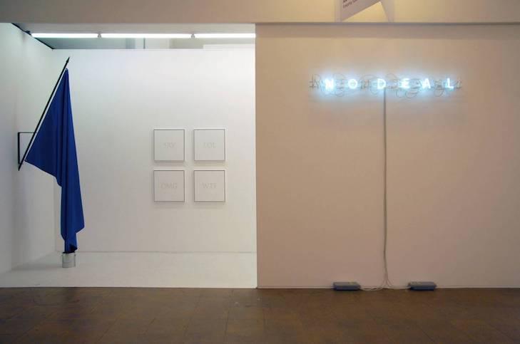 Art Rotterdam, Stand M21 – FAMED