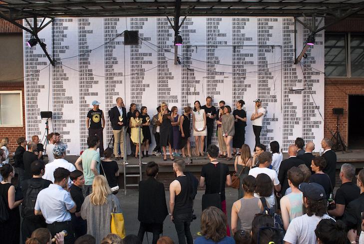 Berlin Art Prize 2015 DISTRICT