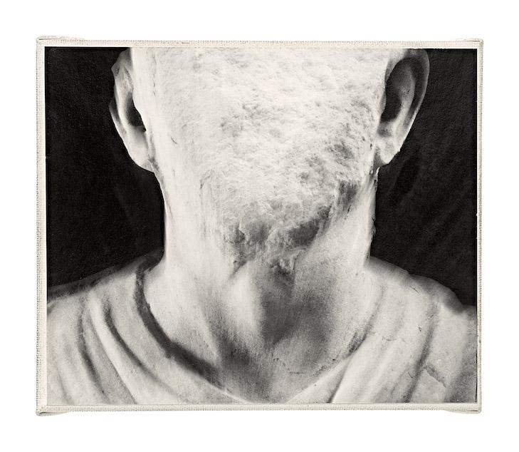 CAMPANIA | Mimmo Jodice | Senatore romano, Neapolis | Gelatin silver print on baryta paper, 1993-2015