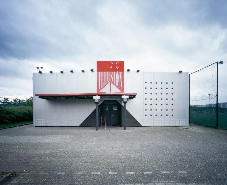 Bert Houbrechts | ILLUSION, Belgien, 2001