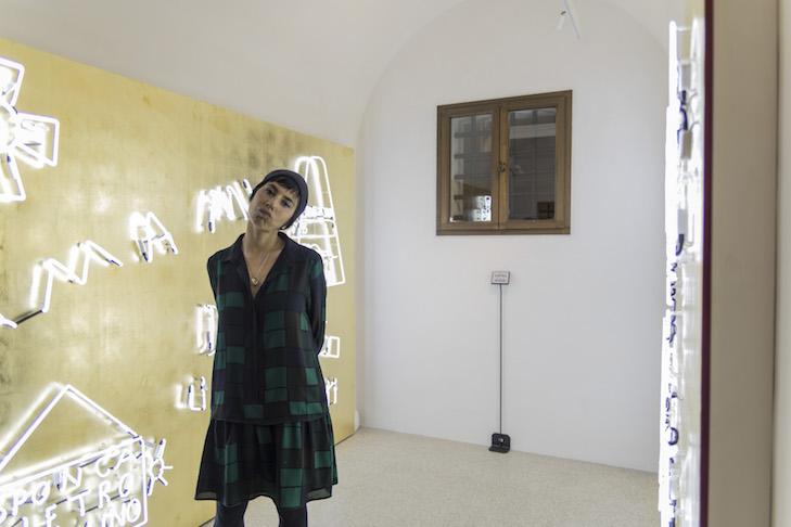 Opening, Sahara: What is written will remain | Esmeralda Kosmatopoulos