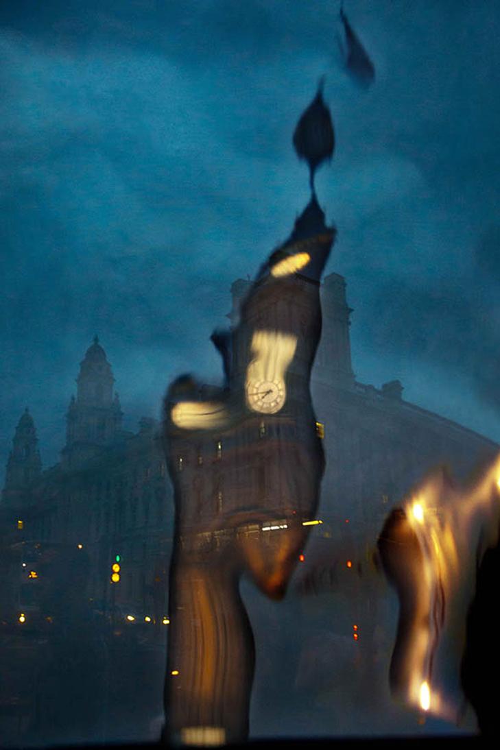 """Reflexion City"" London, Big Ben 01, 2010 © Semra Sevin"